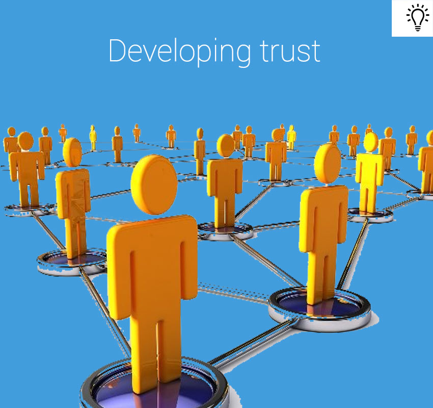 Developing Trust in a Connected World