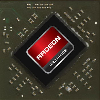 AMD's Radeon graphics chipsets