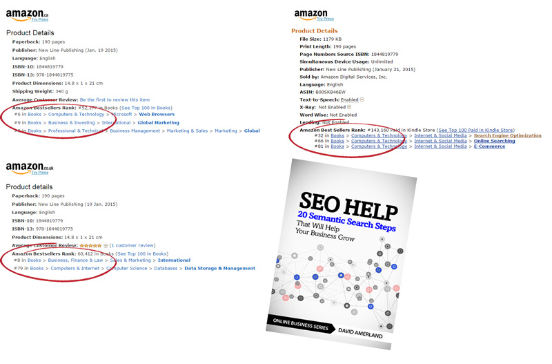 SEO Help SEO best-seller