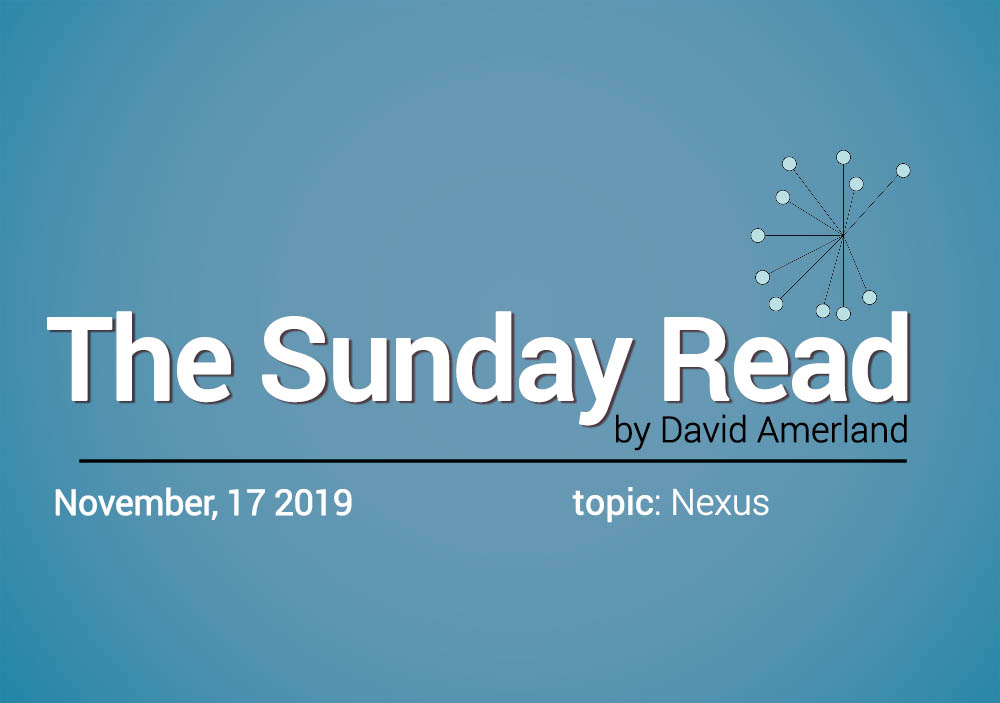 Nexus point - sunday read