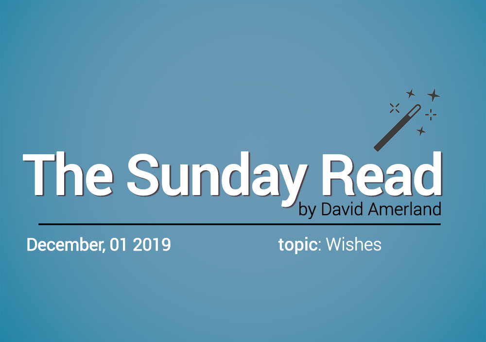 The sunday read wishes, bias and neuroscience