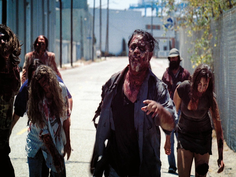 Zombie Apocalypse scenarios stress-test a business