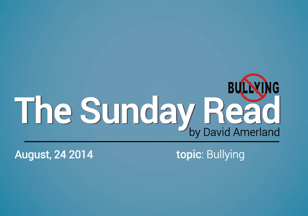 Bullying and how it affects us