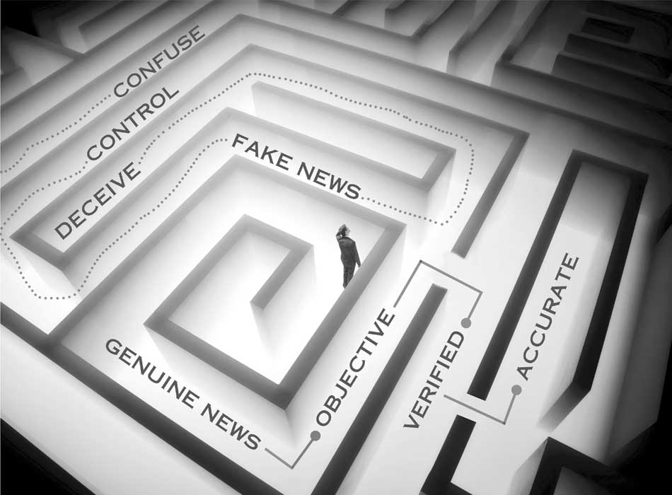 Fake news and strategies on how to deal with it