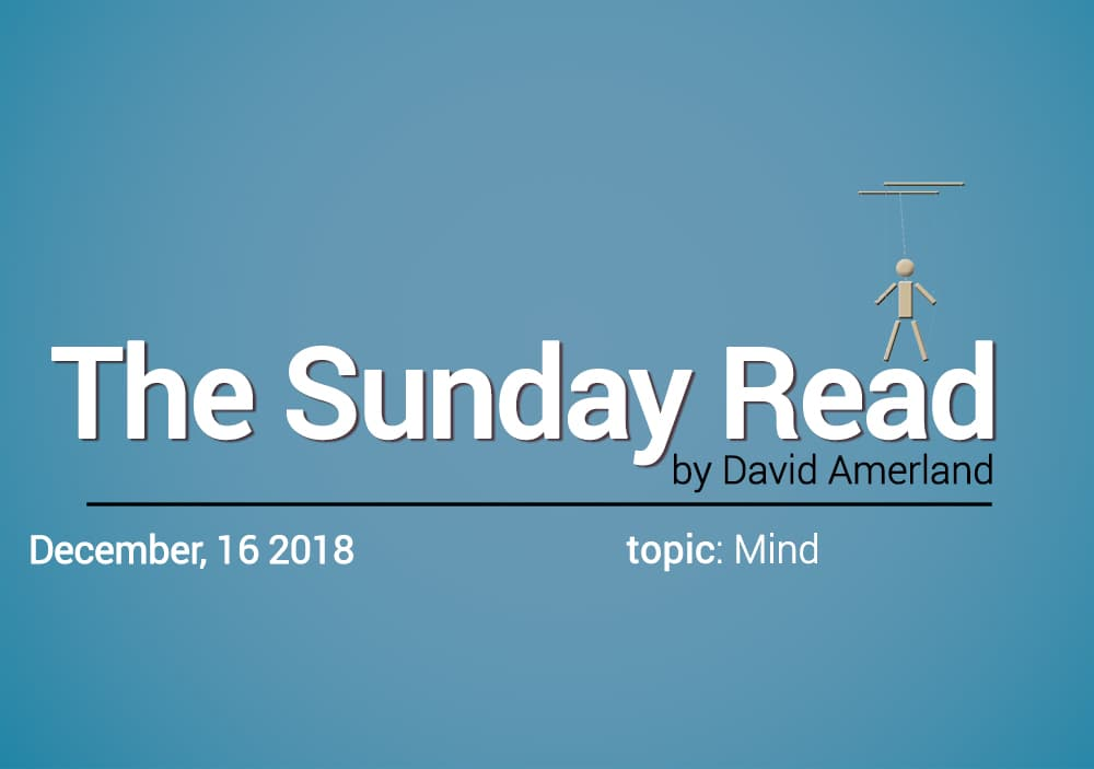 Mind and Neuroscience - The Sunday Read