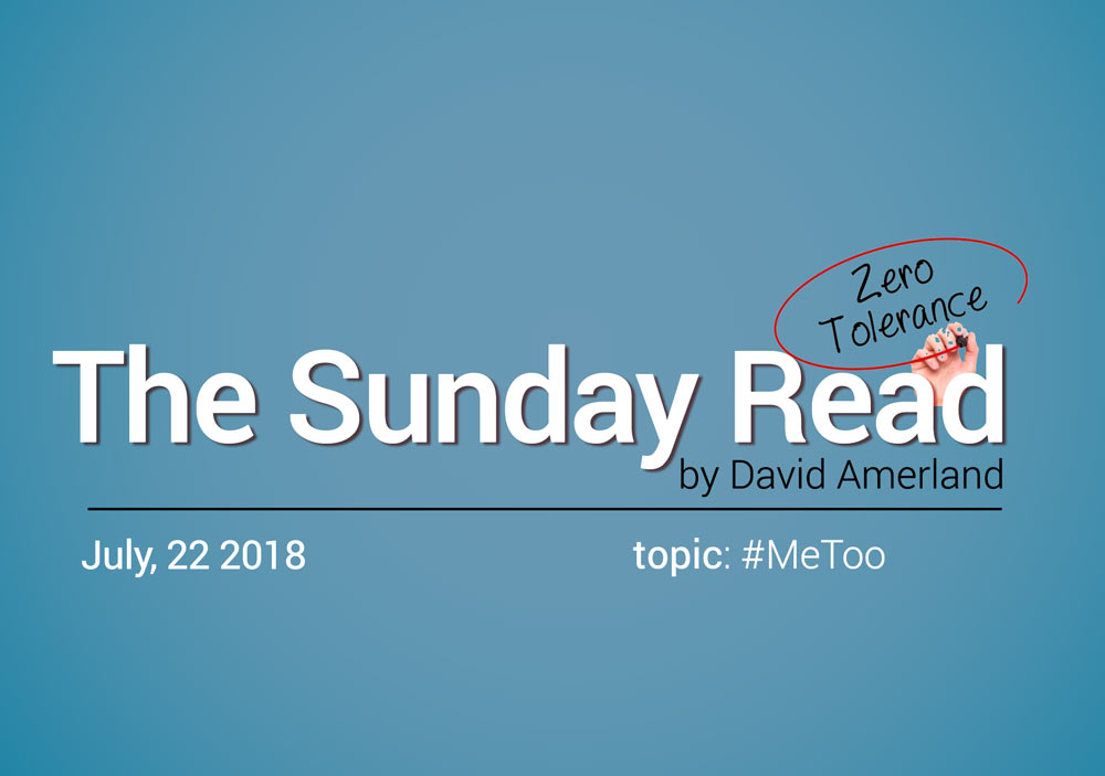 Politics, Sex and the #MeToo Movement