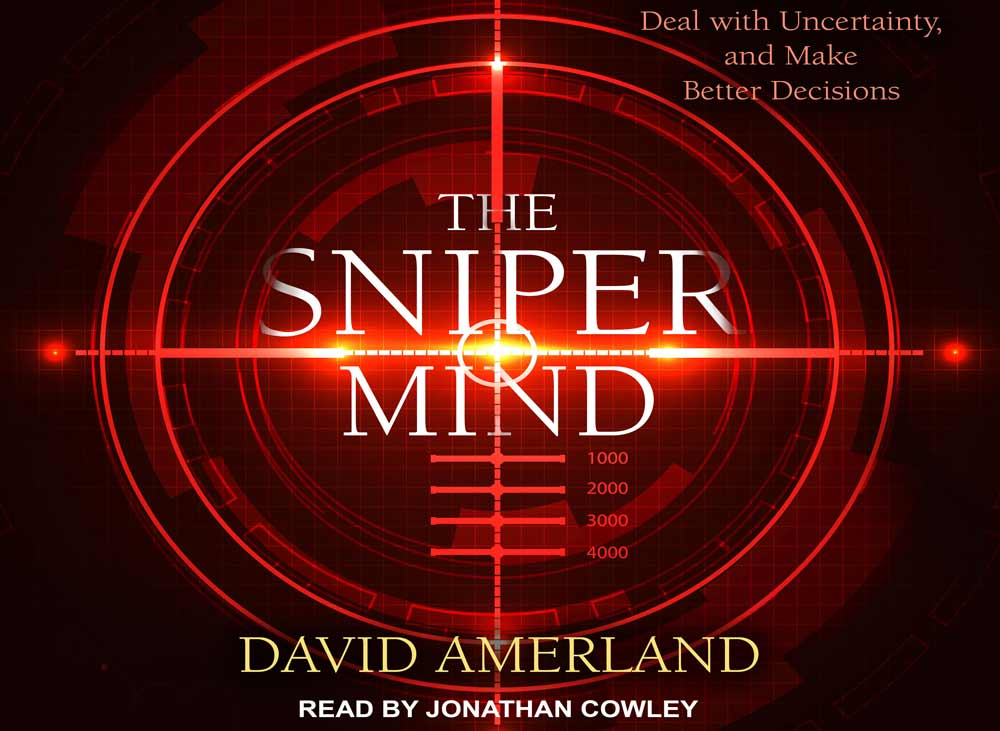 The Sniper Mind CD Cover