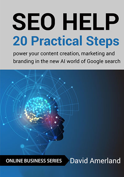 SEO Help Update for artificial intelligence age of search