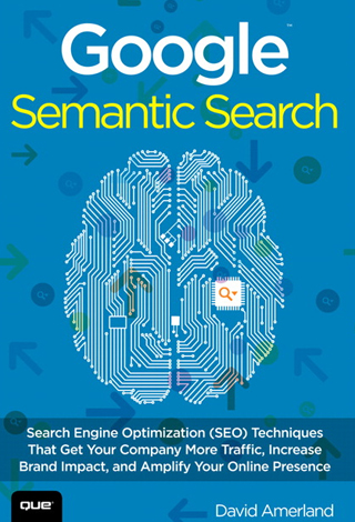 Google Semantic Search link to book on Amazon