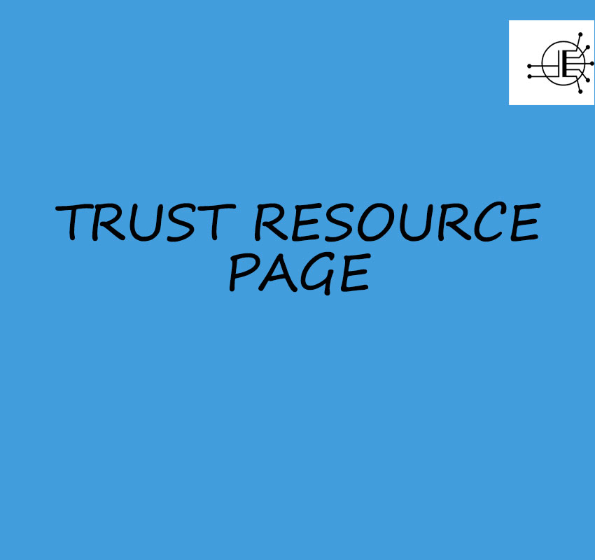 Trust Resource Page
