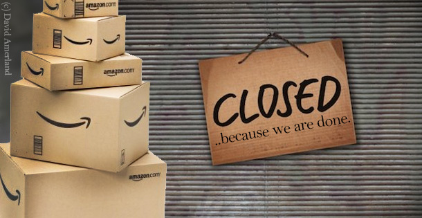 Amazon Disrupts Local Business