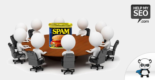 Know a Spam Website's Content Signature and Make Sure you Avoid it
