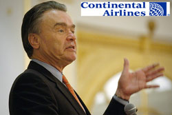 Gordon Bethune - CEO of Continental Airlines