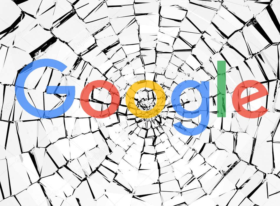The fragmentation of Google search