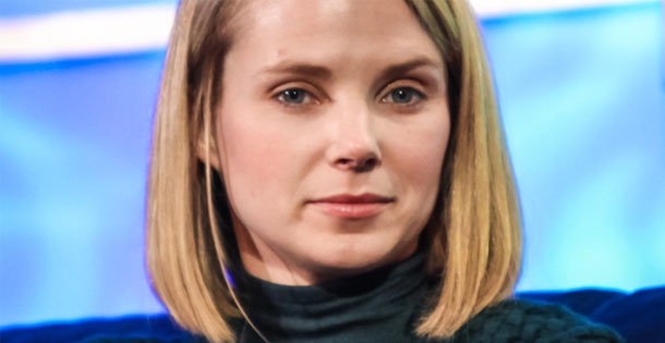 Googler Marisa Mayer takes over as Yahoo CEO