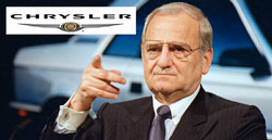 Lee Iaccoca Chrysler CEO
