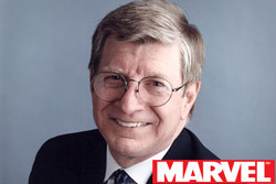 Marvel Comics CEO Peter Cumeo
