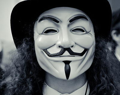 Anonymous against ACTA