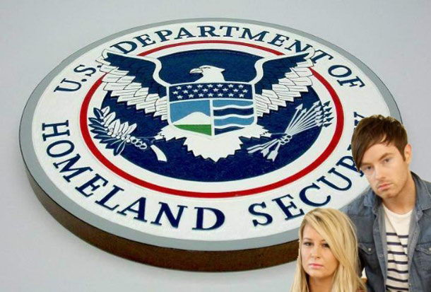 Two British Tourists denied entry by department of Homeland Security