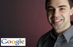 Goolge CEO Larry Page